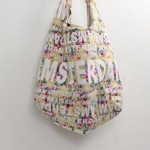Robin Ruth Amsterdam Travel Shoulder Bag Tote used